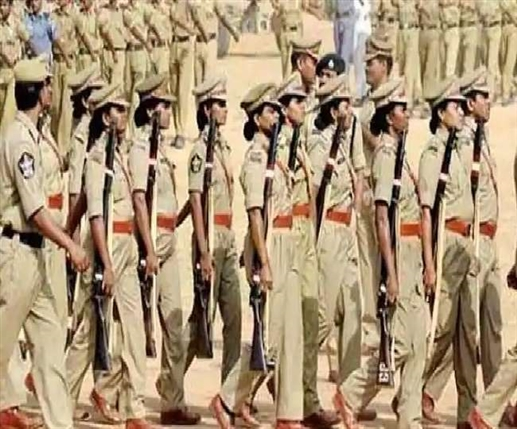 police third gender select for the first time