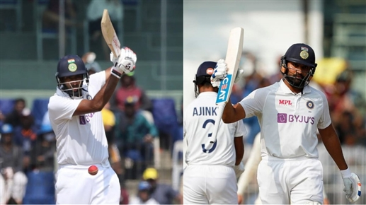 Akshar gains top spot in Rohit Test rankings Ravichandran Ashwin tops Test bowlers list