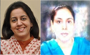 The Government of India has appointed two women officers of the Punjab Government as IAS