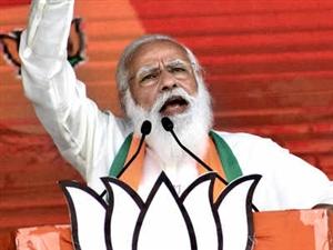 Assembly Election 2021 : ਬੰਗਾਲ 'ਚ ਦੀਦੀ ਮੰਨ ਚੁੱਕੀ ਹੈ ਆਪਣੀ ਹਾਰ : ਮੋਦੀ