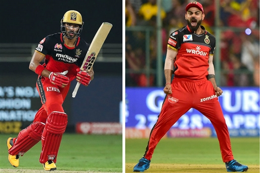 Kohli Pedicle duo in RCB mentorship program