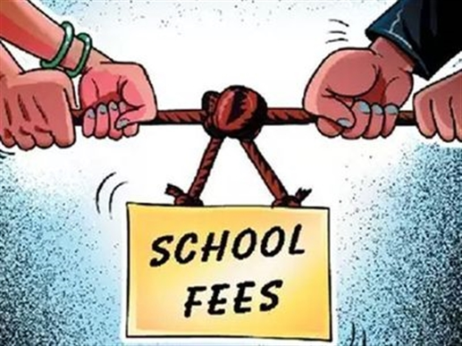 Private schools will be able to charge only tuition fees
