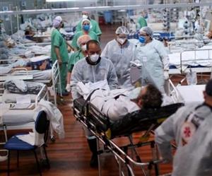 Coronavirus in India : ਦੇਸ਼ 'ਚ ਮਿਲੇ 26 ਹਜ਼ਾਰ ਨਵੇਂ ਕੇਸ, ਮਹਾਮਾਰੀ ਨਾਲ 277 ਦੀ ਮੌਤ