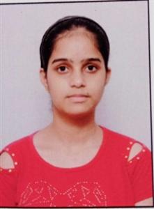 Harman Kaur of Government School Ramnagar scored 99 percent marks