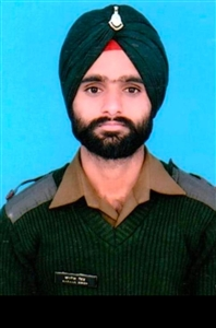 Family members of Lance Naik Karnail Singh will get a job at Rs 50 lakh ex gratia