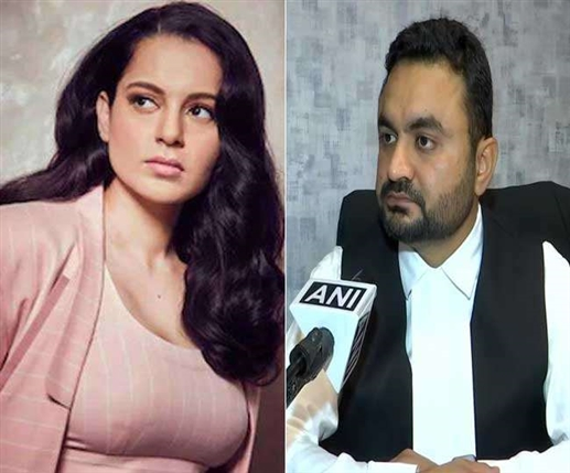 Kangana Ranauts comment on Punjab woman turning new twist and Zirakpur lawyer sent legal notice