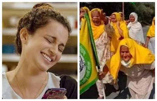 Lawyer issues legal notice to Kangana Ranaut for mocking 85 year old Bibi