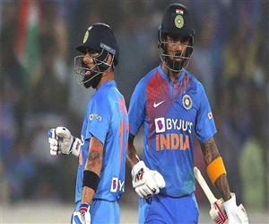 ICC T20 ਰੈਂਕਿੰਗ 'ਚ ਕੇਐੱਲ ਰਾਹੁਲ ਦਾ ਜਲਵਾ ਕਾਇਮ, ਸਿਖਰਲੇ 10 ਗੇਂਦਬਾਜ਼ਾਂ 'ਚ ਕੋਈ ਭਾਰਤੀ ਖਿਡਾਰੀ ਸ਼ਾਮਲ ਨਹੀਂ