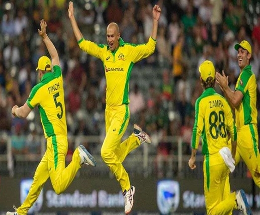 The Australian bowler batted well for New Zealand taking six wickets to lead the team to victory