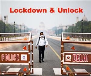 Lockdown-Unlock Update : ਮਹਾਰਾਸ਼ਟਰ 'ਚ ਅਨਲਾਕ, ਕਰਨਾਟਕ 'ਚ ਲਾਕਡਾਊਨ, ਜਾਣੋ-ਦਿੱਲੀ, ਯੂਪੀ ਬਿਹਾਰ ਸਮੇਤ ਹੋਰ ਰਾਜਾਂ ਦਾ ਹਾਲ