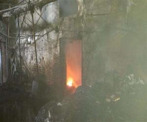 Fire In Ludhiana : ਲੁਧਿਆਣਾ ਦੀ ਹਿੰਦੁਸਤਾਨ ਟਾਇਰਜ਼ ਫੈਕਟਰੀ 'ਚ ਭਿਆਨਕ ਅੱਗ,125 ਤੋਂ ਜ਼ਿਆਦਾ ਫਾਇਰ ਟੈਂਡਰ 7 ਘੰਟਿਆਂ ਤੋਂ ਕਰ ਰਹੇ ਹਨ ਮੁਸ਼ੱਕਤ
