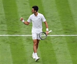 Wimbledon 2021: ਰੋਮਾਂਚਕ ਜਿੱਤ ਨਾਲ ਨੋਵਾਕ ਚੌਥੇ ਗੇੜ 'ਚ, ਅਮਰੀਕੀ ਖਿਡਾਰੀ ਨੂੰ ਹਰਾਇਆ