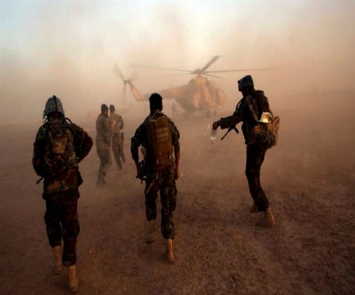 US jumps into Afghan war again bombs dropped on Taliban positions 375 terrorists killed in 24 hours