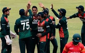Cricket : ਬੰਗਲਾਦੇਸ਼ ਨੇ ਆਸਟ੍ਰੇਲੀਆ ਨੂੰ ਟੀ-20 ਮੈਚ 'ਚ ਹਰਾਇਆ