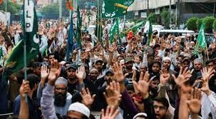 Opposition will stage nationwide protests over election scam in occupied Kashmir