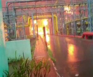 ONGC fire: ਨਵੀਂ ਮੁੰਬਈ 'ਚ ਓਐੱਨਜੀਸੀ ਦੇ ਪਲਾਂਟ 'ਚ ਭਿਆਨਕ ਅੱਗ, ਚਾਰ ਦੀ ਮੌਤ