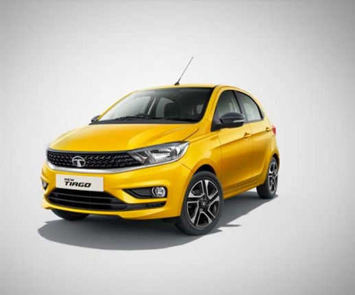 Launched for just Rs 599 lakh Tata Tiago XTA is equipped with an automatic transmission