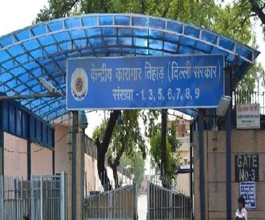 Conspiracy to kill Delhi riots convicts in Tihar Jail