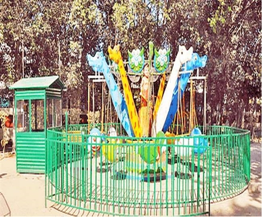 Jalandhars famous Nikku Park to be opened for children soon beautification being done from Rs 5 lakh