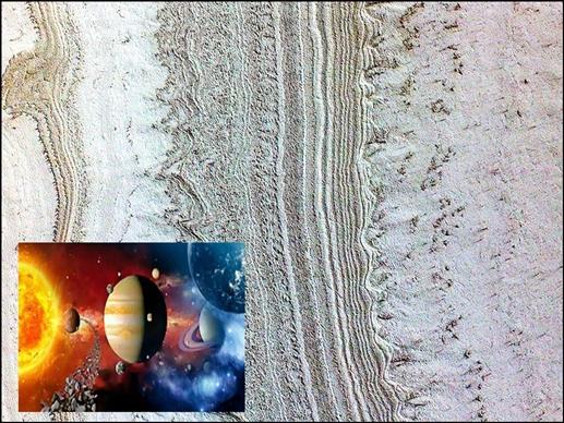 Water On Mars: ਮੰਗਲ ਗ੍ਰਹਿ ਦੇ ਦੱਖਣੀ ਧਰੁਵ 'ਤੇ ਦਿਸੀ ਬਰਫ਼, ਹੈਰਾਨ ਵਿਗਿਆਨੀਆਂ ਨੇ ਕਿਹਾ- ਪਰ ਇਹ ਬਰਫ਼ ਨਹੀਂ