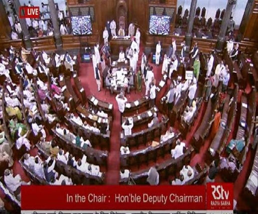 National parliament monsoon session 2021 uproar likely in parliament today the stalemate in the house continues for11 days