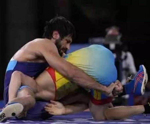 wrestler ravi dahiya video call to brother before match says i will show such a game world will see