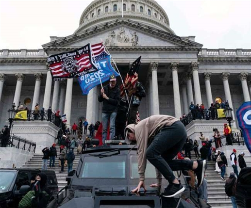 International News america capitol hill riots two more police officers commit suicide