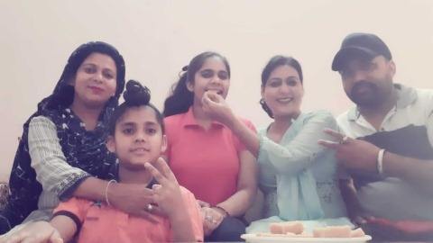 Jasleen Kaur wants to become a doctor and serve the needy