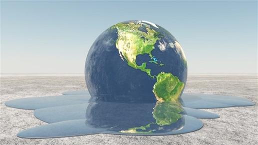 Rising global warming alarm