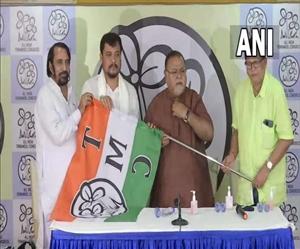 Soumen Roy Join TMC : ਬੰਗਾਲ 'ਚ ਹੁਣ ਭਾਜਪਾ ਵਿਧਾਇਕ ਸੌਮੇਨ ਰਾਏ ਟੀਐੱਮਸੀ 'ਚ ਸ਼ਾਮਲ
