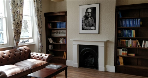 Ambedkar House begins the process of building a museum