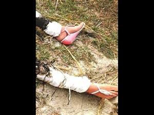 ਹੈਦਰਾਬਾਦ ਤੋਂ ਬਾਅਦ ਬਕਸਰ 'ਚ ਹੈਵਾਨੀਅਤ, ਜਬਰ ਜਨਾਹ ਤੋਂ ਬਾਅਦ ਸਾੜੀ ਲਾਸ਼