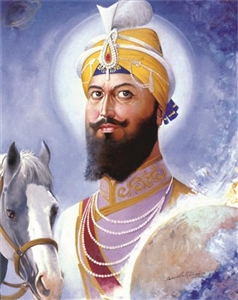 Guru Gobind Singh Jis dream of Suraj and Serghi