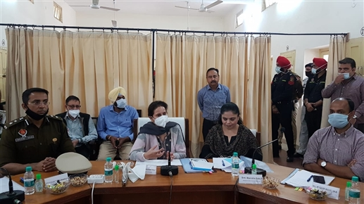 The Chairperson said that strong arrangements should be made to provide immediate justice to women