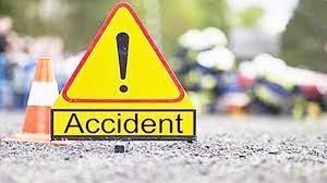 Road Accident : ਭਿਆਨਕ ਸੜਕ ਹਾਦਸੇ 'ਚ ਪਤੀ-ਪਤਨੀ ਦੀ ਦਰਦਨਾਕ ਮੌਤ