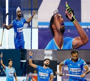 India Wins Hockey Bronze:  5 ਪੰਜਾਬੀ ਭਾਰਤ ਦੀ ਜਿੱਤ ਦੇ ਹੀਰੋ- ਸਿਮਰਨਜੀਤ, ਹਾਰਦਿਕ, ਹਰਮਨਪ੍ਰੀਤ, ਰੁਪਿੰਦਰ ਪਾਲ ਸਿੰਘ ਤੇ ਗੁਰਜੰਟ;ਇੰਝ ਦਾਗੇ ਗੋਲ