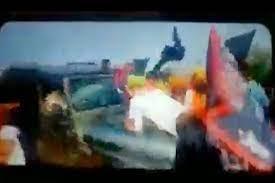 ਲਖੀਮਪੁਰ ਹਿੰਸਾ : ਕਿਸਾਨਾਂ ਨੂੰ ਜੀਪ ਨਾਲ ਕੁਚਲਣ ਦਾ ਵੀਡੀਓ ਵਾਇਰਲ, ਗੱਡੀ ਇਸ ਤਰ੍ਹਾਂ ਲੰਘੀ ਜਿਵੇਂ ਕੁਝ ਹੋਇਆ ਹੀ ਨਹੀਂ