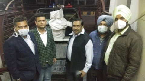 raid on bagha hospital
