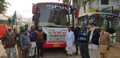 free bus service