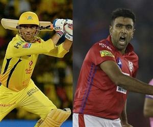 IPL 2019 KXIP vs CSK Match : ਧੋਨੀ 'ਤੇ ਹਾਵੀ ਰਹੀ ਅਸ਼ਵਿਨ ਦੀ ਸੈਨਾ, ਪੰਜਾਬ ਨੇ ਚੇਨੱਈ ਨੂੰ ਛੇ ਵਿਕਟਾਂ ਨਾਲ ਹਰਾਇਆ