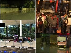 Mumbai Heavy Rain: ਪਾਣੀ-ਪਾਣੀ ਹੋਈ ਮੁੰਬਈ, ਅੱਜ ਵੀ ਭਾਰੀ ਬਾਰਿਸ਼ ਦਾ ਅਲਰਟ