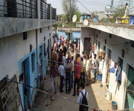 youth commits suicide by killed two children of woman on complaint of molestation  in ludhiana