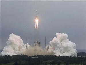 Space Alert: ਬੇਕਾਬੂ ਹੋਇਆ ਚੀਨ ਦਾ 19000 ਕਿਲੋ ਦਾ ਰਾਕੇਟ, 8 ਮਈ ਨੂੰ ਧਰਤੀ 'ਤੇ ਵੱਡਾ ਖ਼ਤਰਾ