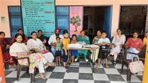 ਵਿਦਿਆਰਥੀਆਂ ਦੇ ਸਰਵਪੱਖੀ ਵਿਕਾਸ 'ਚ ਮਾਪਿਆਂ ਦੀ ਭੂਮਿਕਾ ਅਹਿਮ : ਮਨਿੰਦਰ ਕੌਰ