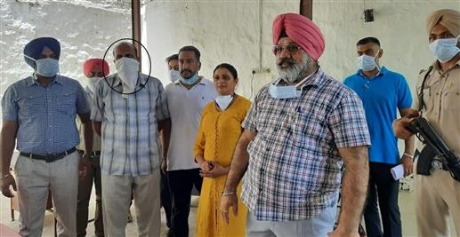 Vigilance arrests ASI for taking bribe of Rs 5000