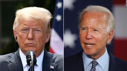 Trump beats Biden in election donations Biden tops 14 crores dollars and Trump tops 16 crores and 5 lakhs dollar in July