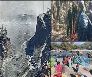 Uttarakhand Disaster News : ਉੱਤਰਾਖੰਡ 'ਚ ਗਲੇਸ਼ੀਅਰ ਟੁੱਟਣ ਨਾਲ ਭਾਰੀ ਤਬਾਹੀ, 150 ਤੋਂ ਜ਼ਿਆਦਾ ਲਾਪਤਾ, ਫ਼ੌਜ, ਐੱਸਪੀਆਰਐੱਫ, ਆਈਟੀਬੀਪੀ ਦਾ ਰੈਸਕਿਊ ਆਪ੍ਰੇਸ਼ਨ