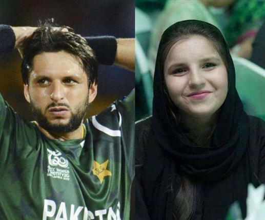 Cricketer Shahid Afridi s daughter will be engaged to this player of Pakistan team has been announced
