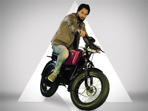 Stop worrying about Petrol do 100 km journey for 7 rupees atum 1 electric bike