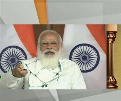 PM Modi address janaushadhi diwas celebrations and dedicate the 7500th janaushadhi kendra to nation